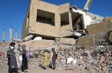 Số vụ không kích tại Yemen nửa đầu năm nay cao hơn cả năm 2016