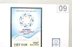 Hoa sen và núi Ngũ Hành Sơn lên tem chào mừng Năm APEC 2017