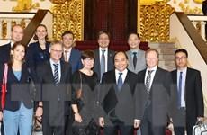 Việt Nam luôn mong muốn các doanh nghiệp châu Âu vào đầu tư