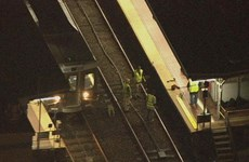 Tai nạn tàu hỏa tại Mỹ khiến hàng chục hành khách bị thương