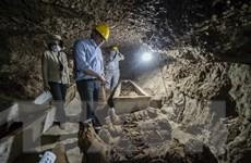 Ai Cập phát hiện các hầm mộ từ thời La Mã cổ đại cách đây 2.000 năm
