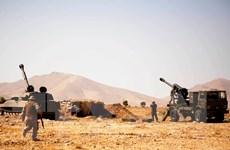 Liban tạm ngừng bắn trong cuộc chiến chống IS ở biên giới với Syria