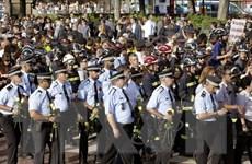 Tây Ban Nha tuần hành rầm rộ chống chủ nghĩa khủng bố