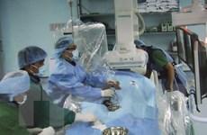 Cứu sống hai bệnh nhân bị nhồi máu cơ tim cấp gây ngưng tim