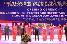 Triển lãm ảnh và phóng sự-tài liệu trong cộng đồng ASEAN tại Việt Nam