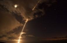 Mỹ thử nghiệm đánh chặn tên lửa đạn đạo ở ngoài khơi Hawaii