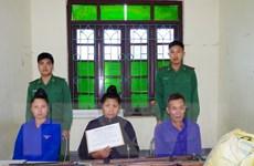 Điện Biên: Phá vụ mua bán một bánh heroin và 1.600 viên ma túy