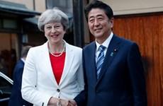 Nhật-Anh cam kết hợp tác an ninh sau vụ phóng tên lửa của Triều Tiên