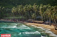 Nam Du - quần đảo đẹp mê đắm nơi cực Nam của Tổ quốc