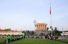 Lãnh đạo các nước chúc mừng 72 năm Quốc khánh Việt Nam