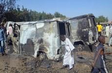 Boko Haram ráo riết thực hiện nhiều vụ tấn công tại Tây Phi