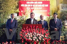 Algeria đánh giá cao thành công của Việt Nam trong xây dựng đất nước