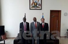 Uganda mong muốn phát triển quan hệ hợp tác với Việt Nam