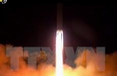 """Triều Tiên tuyên bố sẽ đáp trả mạnh mẽ các """"âm mưu"""" của Mỹ"""