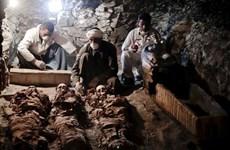 Phát hiện mộ cổ hơn 3.500 năm tuổi tại cố đô xưa của Ai Cập