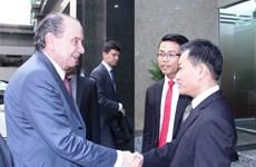 Thúc đẩy quan hệ hữu nghị giữa nhân dân hai nước Việt Nam-Brazil