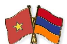 Giao lưu hữu nghị kỷ niệm 25 năm quan hệ ngoại giao Việt Nam-Armenia