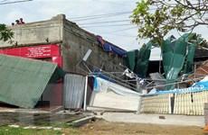 Cứu trợ khẩn cấp hơn 1,5 tỷ đồng cho người dân 6 tỉnh bị bão số 10