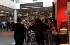 Rò rỉ ống nhiên liệu tại sân bay Auckland, hàng chục chuyến bay bị hủy