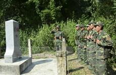 Biên giới ổn định góp phần tăng cường quan hệ đặc biệt Việt-Lào