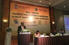 Việt Nam-Ấn Độ: Triển vọng cho sự thịnh vượng và quan hệ đối tác