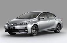 Toyota Altis 2017 mới chính thức 'chốt' giá từ 702 triệu đồng