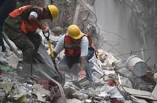 Lại xảy ra một trận động đất mạnh 5,5 độ Richter tại Mexico