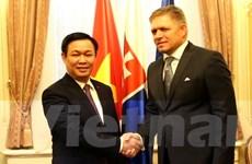 Việt Nam luôn coi trọng củng cố và phát triển quan hệ với Slovakia