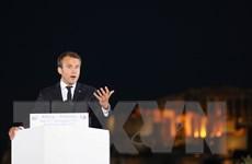Bầu cử Thượng viện - Một thử thách với Tổng thống Pháp