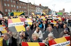Đảng SPD thừa nhận thất bại trong cuộc bầu cử Quốc hội Đức