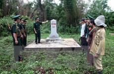 Đối ngoại biên phòng thúc đẩy biên giới Việt-Lào an ninh và phát triển