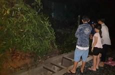 Đồng Nai: Một học sinh lớp 4 bị nước cuốn vào cống mất tích
