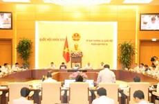 Phân công chuẩn bị phiên họp của Ủy ban Thường vụ Quốc hội