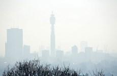 Thủ đô London của Anh kích hoạt cảnh báo ô nhiễm không khí