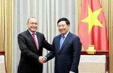 Quan hệ Việt Nam-Kazakhstan phát triển trên nhiều lĩnh vực