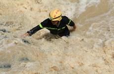 Tìm thấy thi thể học sinh bị nước cuốn trôi cách hiện trường 7km