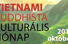 Khai mạc tháng Văn hóa Phật giáo Việt Nam tại Hungary