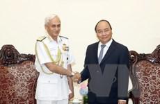 Quan hệ giữa quân đội Việt Nam-Ấn Độ đang phát triển tốt đẹp