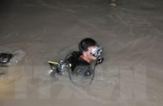 Đắk Nông: Băng suối giữa lũ lớn, một người bị nước cuốn trôi