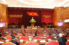 Ngày làm việc thứ 5 Hội nghị lần thứ sáu Ban Chấp hành TW khóa XII