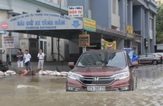 Áp thấp gây mưa lớn, 3 người ở Nghệ An chết và mất tích