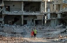 Syria: Các phe tham chiến đạt thỏa thuận ngừng bắn ở Nam Damascus