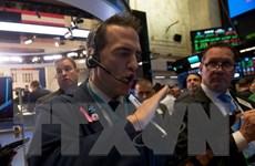 Thị trường chứng khoán Mỹ đi xuống sau các phiên tăng điểm