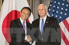 Mỹ muốn dùng song phương giải quyết thương mại, Nhật ủng hộ đa phương