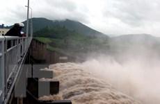 Hồ thủy điện Trị An tiến hành đợt xả lũ lớn nhất trong năm