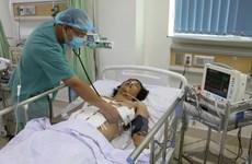 Cứu sống bệnh nhân bị đâm rách tim, thủng phổi, gan, dạ dày