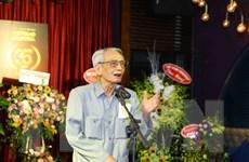 Trao Huy hiệu Đảng tặng các lãnh đạo, nguyên lãnh đạo TTXVN