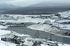 Nga quyết định lập căn cứ hải quân tại quần đảo tranh chấp với Nhật