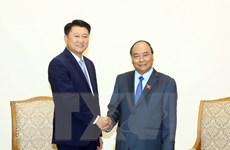 Việt Nam-Hàn Quốc thúc đẩy hợp tác trong phòng, chống tội phạm