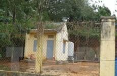 Đắk Nông: Công trình cấp nước chục tỷ chưa dùng đã ''đắp chiếu''